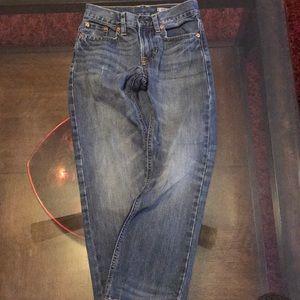 Boys denim blue jeans